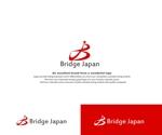 hope2017さんの外国人労働者対象サービス会社「ブリッジ・ジャパン株式会社」の企業ロゴへの提案