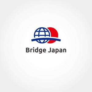 cazyさんの外国人労働者対象サービス会社「ブリッジ・ジャパン株式会社」の企業ロゴへの提案