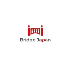 ol_zさんの外国人労働者対象サービス会社「ブリッジ・ジャパン株式会社」の企業ロゴへの提案