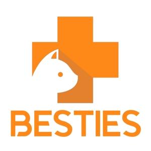 akiyam-0101さんのペットオーラルケア「 BESTIES」のロゴへの提案