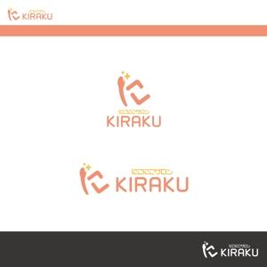 fdplannerさんのリラクゼーションサロン  「にこにこサロン KIRAKU」 のロゴへの提案