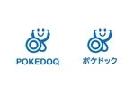 ninaiyaさんの健康管理アプリ「POKEDOQ」のロゴへの提案