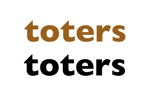 calimboさんのトートバッグ、Tシャツ、ポロシャツ等のブランド「toters」のロゴへの提案