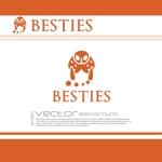 chopin1810lisztさんのペットオーラルケア「 BESTIES」のロゴへの提案