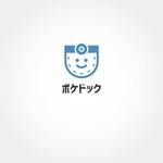 cazyさんの健康管理アプリ「POKEDOQ」のロゴへの提案