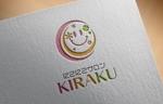 FISHERMANさんのリラクゼーションサロン  「にこにこサロン KIRAKU」 のロゴへの提案