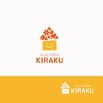 koromiruさんのリラクゼーションサロン  「にこにこサロン KIRAKU」 のロゴへの提案