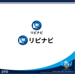 cpo_mnさんの店舗集客アプリ「リピナビ」のロゴ (当選者確定します)への提案