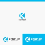 tshkさんの建設会社 防水工事「ケンプラス」のロゴへの提案