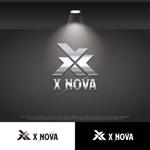 le_cheetahさんのホストクラブ 「X NOVA」のロゴへの提案