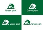 takumikudou0103さんの人気アウトドア複合施設 グリーンパーク山東のロゴへの提案