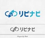 Chako0603さんの店舗集客アプリ「リピナビ」のロゴ (当選者確定します)への提案
