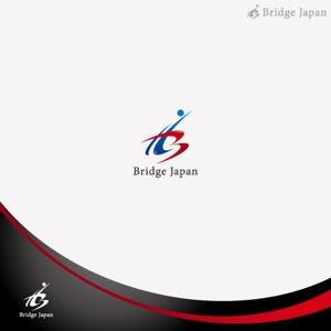 weborgさんの外国人労働者対象サービス会社「ブリッジ・ジャパン株式会社」の企業ロゴへの提案