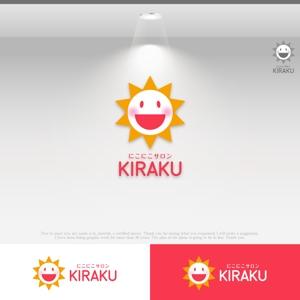 le_cheetahさんのリラクゼーションサロン  「にこにこサロン KIRAKU」 のロゴへの提案