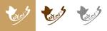 taisyoさんのトートバッグ、Tシャツ、ポロシャツ等のブランド「toters」のロゴへの提案