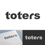 glpgs-lanceさんのトートバッグ、Tシャツ、ポロシャツ等のブランド「toters」のロゴへの提案