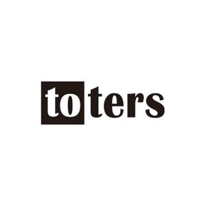 starlight44さんのトートバッグ、Tシャツ、ポロシャツ等のブランド「toters」のロゴへの提案