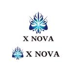 saki8さんのホストクラブ 「X NOVA」のロゴへの提案