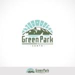 MUSAIさんの人気アウトドア複合施設 グリーンパーク山東のロゴへの提案