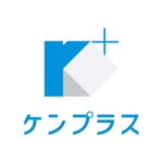 chanlanさんの建設会社 防水工事「ケンプラス」のロゴへの提案