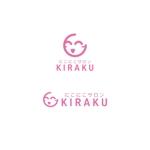 Yolozuさんのリラクゼーションサロン  「にこにこサロン KIRAKU」 のロゴへの提案