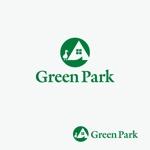 atomgraさんの人気アウトドア複合施設 グリーンパーク山東のロゴへの提案