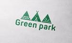 Marks27さんの人気アウトドア複合施設 グリーンパーク山東のロゴへの提案