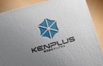 FISHERMANさんの建設会社 防水工事「ケンプラス」のロゴへの提案