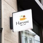 takashikさんのカフェ、レストラン「Harvest Cafe」のロゴへの提案