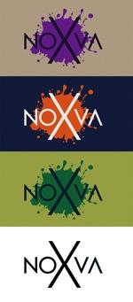 hachibiyaさんのホストクラブ 「X NOVA」のロゴへの提案