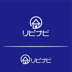 tom-hoさんの店舗集客アプリ「リピナビ」のロゴ (当選者確定します)への提案