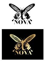 masa_kazu222さんのホストクラブ 「X NOVA」のロゴへの提案