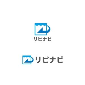 Yolozuさんの店舗集客アプリ「リピナビ」のロゴ (当選者確定します)への提案