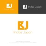 musaabezさんの外国人労働者対象サービス会社「ブリッジ・ジャパン株式会社」の企業ロゴへの提案