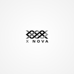 youhei_kawashimaさんのホストクラブ 「X NOVA」のロゴへの提案