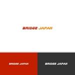 viracochaabinさんの外国人労働者対象サービス会社「ブリッジ・ジャパン株式会社」の企業ロゴへの提案
