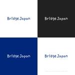 themisablyさんの外国人労働者対象サービス会社「ブリッジ・ジャパン株式会社」の企業ロゴへの提案