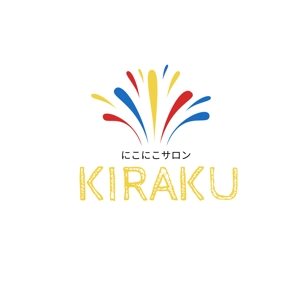 godpine724さんのリラクゼーションサロン  「にこにこサロン KIRAKU」 のロゴへの提案