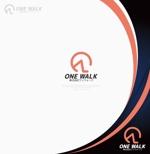 NJONESさんのニッチな供養業界専門のコンサルティング・広告代理店「ONE WALK」のロゴへの提案
