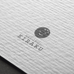 plus_colorさんのリラクゼーションサロン  「にこにこサロン KIRAKU」 のロゴへの提案