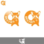 50nokazeさんのペットオーラルケア「 BESTIES」のロゴへの提案