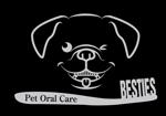 smirk777さんのペットオーラルケア「 BESTIES」のロゴへの提案