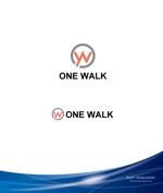 investさんのニッチな供養業界専門のコンサルティング・広告代理店「ONE WALK」のロゴへの提案
