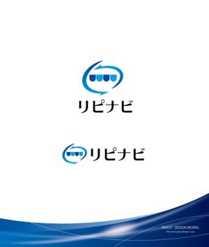 investさんの店舗集客アプリ「リピナビ」のロゴ (当選者確定します)への提案