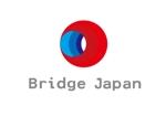 keizokusiensecondさんの外国人労働者対象サービス会社「ブリッジ・ジャパン株式会社」の企業ロゴへの提案