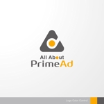 sa_akutsuさんの広告ソリューション「All About PrimeAd」のロゴ への提案