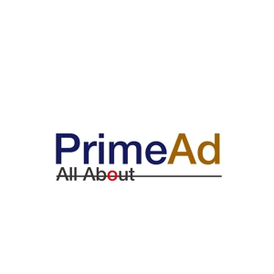 inaka001さんの広告ソリューション「All About PrimeAd」のロゴ への提案
