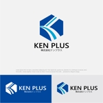 drkigawaさんの建設会社 防水工事「ケンプラス」のロゴへの提案