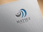 hayate_designさんの「松井章浩税理士事務所」のロゴ作成への提案