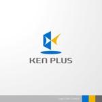 sa_akutsuさんの建設会社 防水工事「ケンプラス」のロゴへの提案